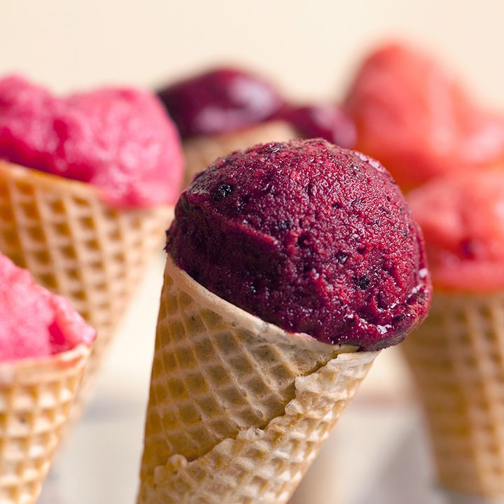 Boozy Wine Ice Cream Is Here to Save the Day: It's the snack your Netflix nights deserve.