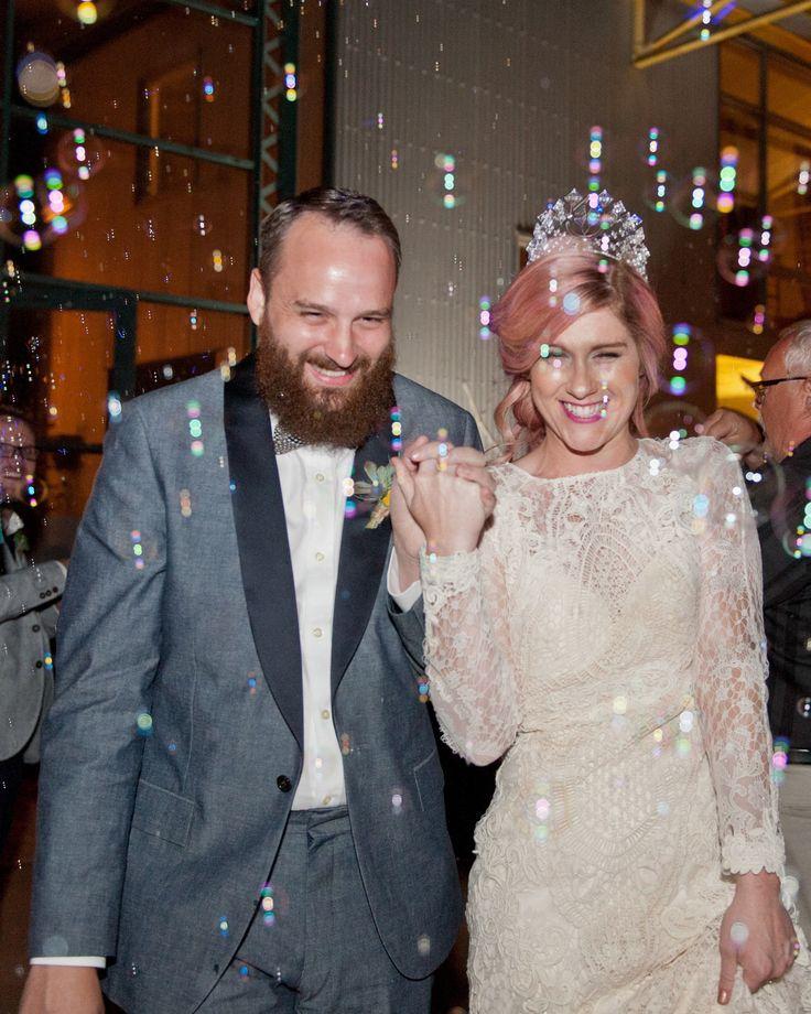 28 Unique Ideas For Your Wedding Exit