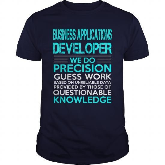 BUSINESS APPLICATIONS DEVELOPER - WEDO OLD #Tshirt #style. LIMITED TIME  => https://www.sunfrog.com/LifeStyle/BUSINESS-APPLICATIONS-DEVELOPER--WEDO-OLD-Navy-Blue-Guys.html?id=60505