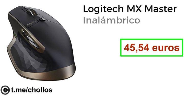 Ratón Logitech MX Master disponible por sólo 45 - http://ift.tt/2q8ywL8