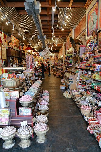 Big Top Candy Shop in Austin, TX | The Daybook Blog