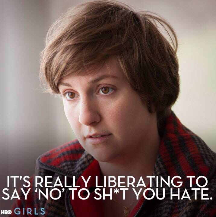 Girls on HBO - Girls Quotes