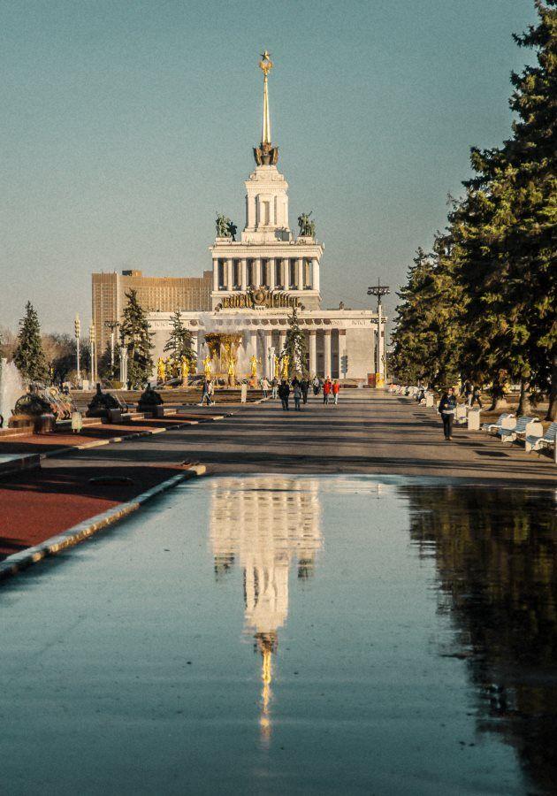 ВДНХ © В.Андреев