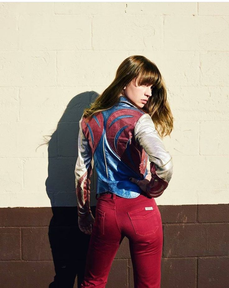 Girlboss Lederjacke - Film und Serien Sew Along