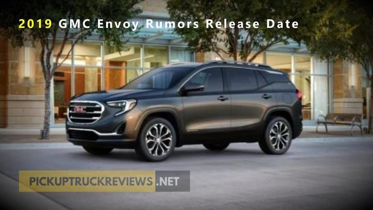 2019 Gmc Envoy Interior 2019 Gmc Envoy Redesign And Price Check