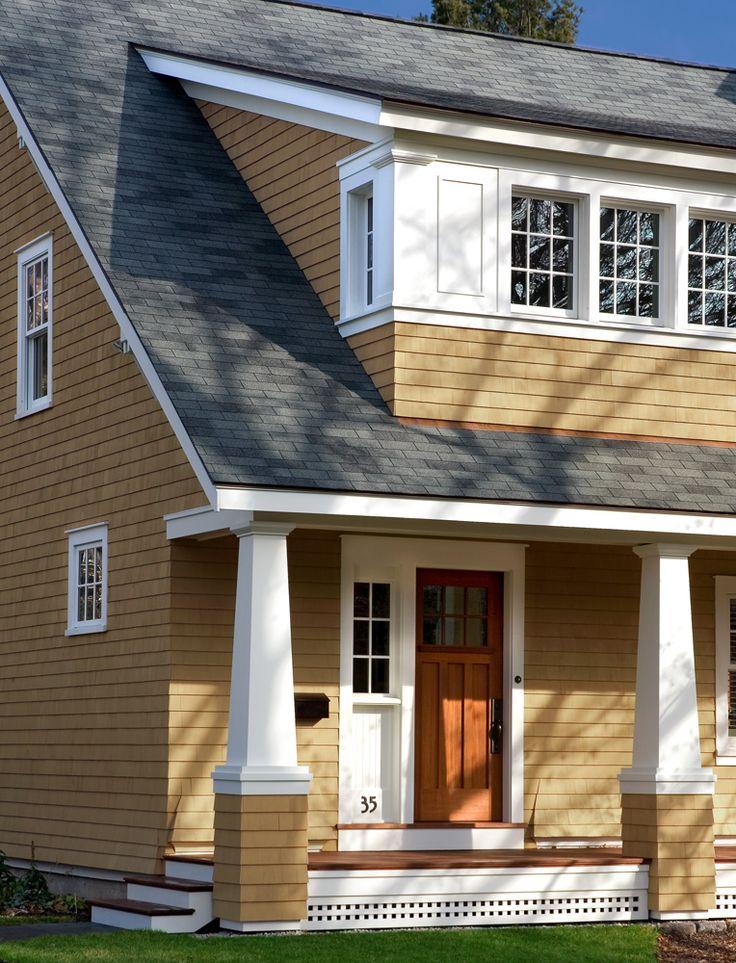 55 best images about columns porch on pinterest for Bungalow porch columns