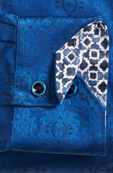 Robert Graham 'Cullen' Classic Fit Jacquard Sport Shirt available at #Nordstrom