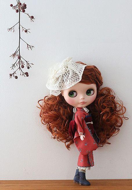 Blythe Doll by HANON #blythe