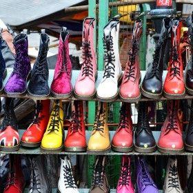 Quelques boutiques sympas à Londres - Marie Guillaumet