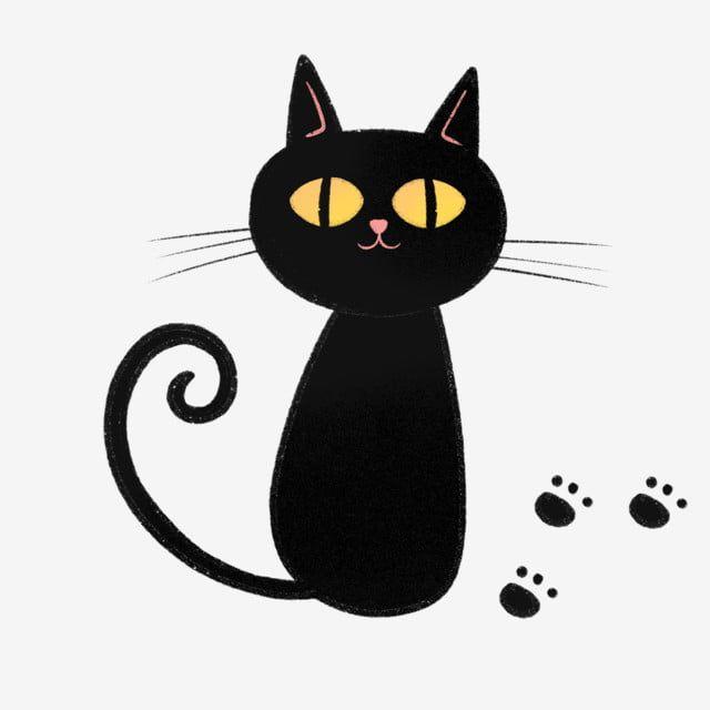 10+ Black cat clipart transparent background ideas