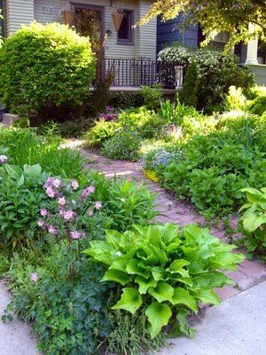 1189 best Front yard landscaping ideas images on Pinterest   Front ...