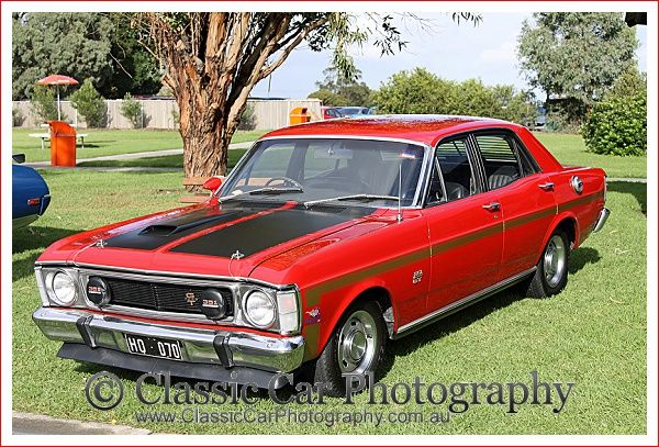 Nicely presented GT-HO at the Falcon GT Club Concourse 2014 held at Caribbean Gardens, Melbourne on May 4th, 2014.