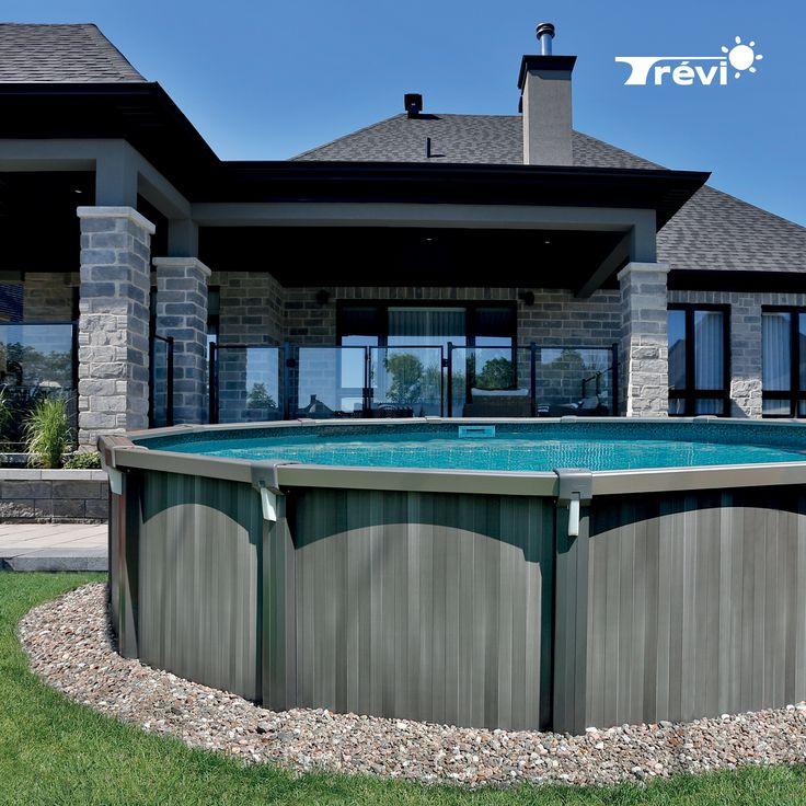 La piscine Trévi Volt est une piscine résistante fabriquée en acier, avec une finition soignée en résine. Que vous soyez seul, en famille ou entre amis, vous y vivrez des heures de plaisir au soleil. Disponible en plusieurs formats qui conviendront à tous les espaces.