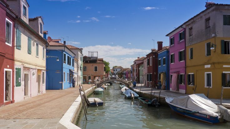 Colourful Burano, Italy by Nigel Donald on 500px