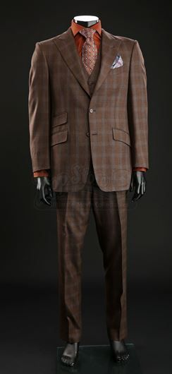 "SEASON 1 EPISODE 1: ""APERITIF""Hannibal Lecter's (Mads Mikkelsen) Three-Piece Suit - Current price: $1500"
