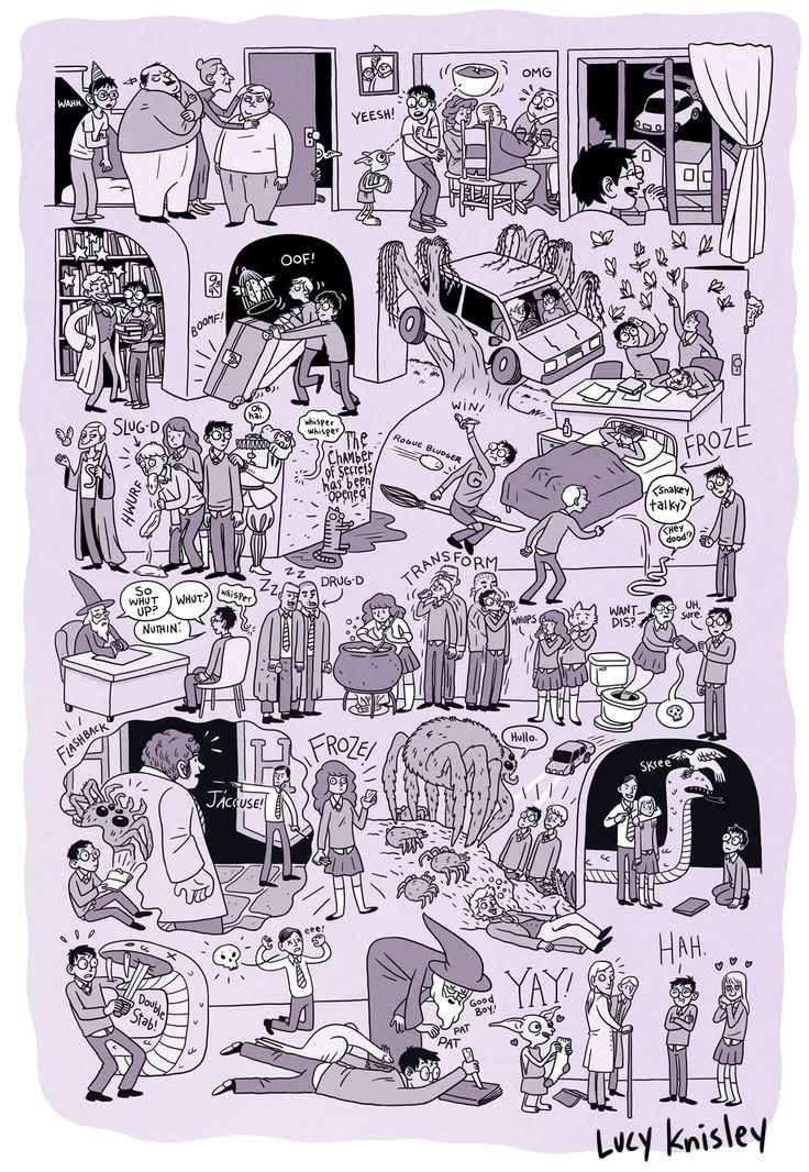 ¿Sabías esto de Harry Potter y la cámara secreta?
