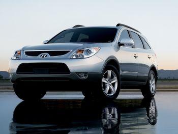2007–12 Hyundai Veracruz North America (EN) '03.2007–11.2011