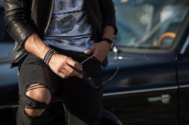 Details ⚫️ #streetstyle #fashionblogger