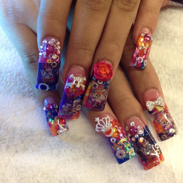 61 best Nails images on Pinterest | Nail ideas, Nail art galleries ...