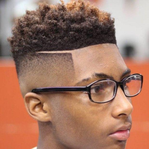 Coiffures pour hommes au Top 100 2017 # Coiffures # Homme #Haute – Idées de coiffure – #Me …   – Cheveux Crépus