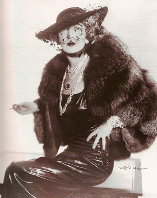 Evalyn Walsh Mclean -the last owner of the hope diamond and socialite extraordinaire ...