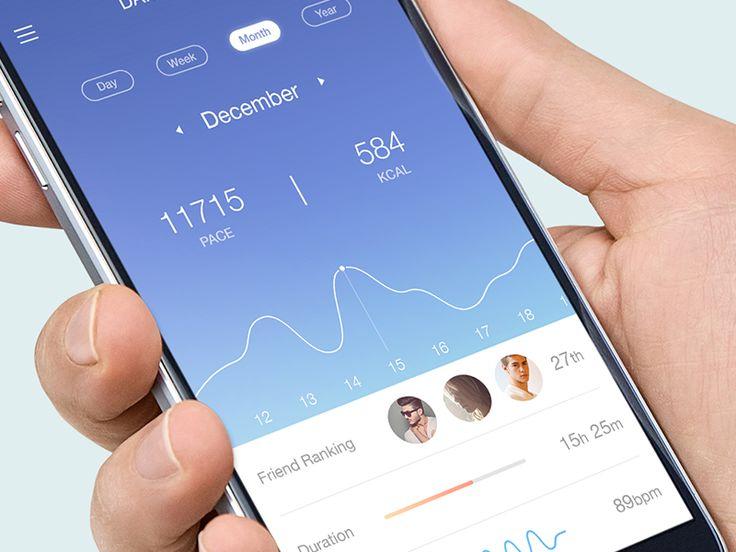 Health App by Baoxin