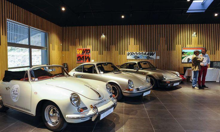 Un musée Porsche au Pays basque. https://www.drivek.fr/un-musee-porsche-au-pays-basque/