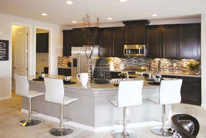 Kitchen Bar DR Horton Home Interior Design Inspiration Pinterest Hort