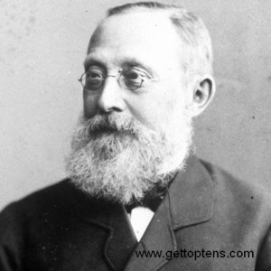 Top 10 Most Significant Contributors to Medical Sciences  6. Rudolf Virchow
