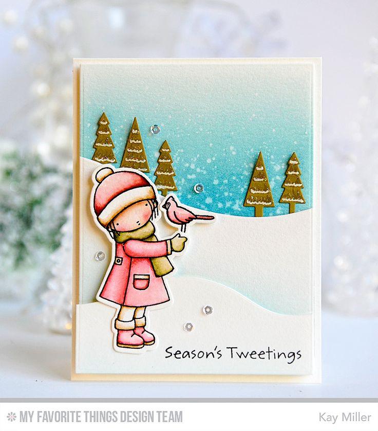 289 best cards pure innocence christmas winter images on seasons tweetings seasons tweetings die namics snow drifts die namics tree xmas cardsholiday m4hsunfo