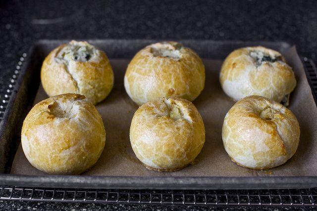 potato knish, two ways | jewish holidays | Pinterest