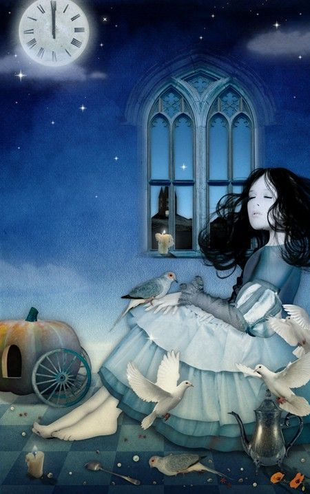 Cinderella by aszuba