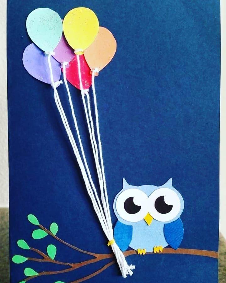 New Birthday Card Crafts Handmade Diy Art Craft Love