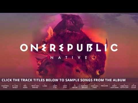 OneRepublic: 'Native' Album Sampler. - Listen here --> http://beats4la.com/onerepublic-native-album-sampler/