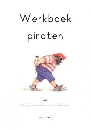 Veilig leren leren - kern 7: werkboekje thema piraten - kleuters
