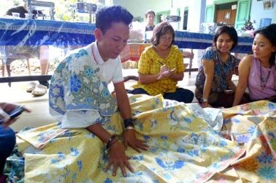 Going back to the roots of batik in Pekalongan | The Jakarta Post