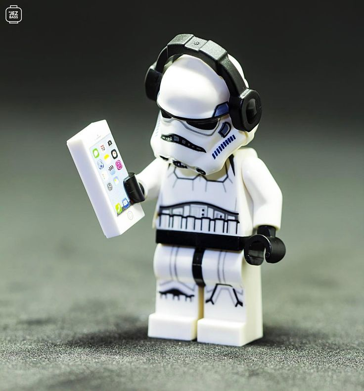 Lost in music... LEGO Star Wars
