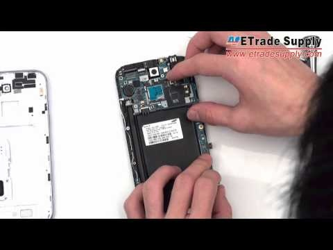 Samsung Galaxy Note 2 Reassembly