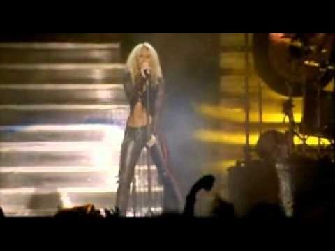 Ciega, sordomuda. Shakira. Live off the record.