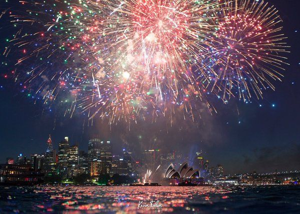 Sydney.com ‏@sydney_sider 16m16 minutes ago Congrats to Kevin Fallon for capturing our Fan Photo of the Week; Sydney NYE fireworks spectacular from Kirribilli.