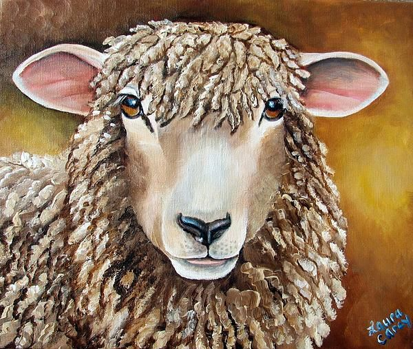 Goldie by Laura Carey - Goldie Painting - Goldie Fine Art Prints and Posters for Sale