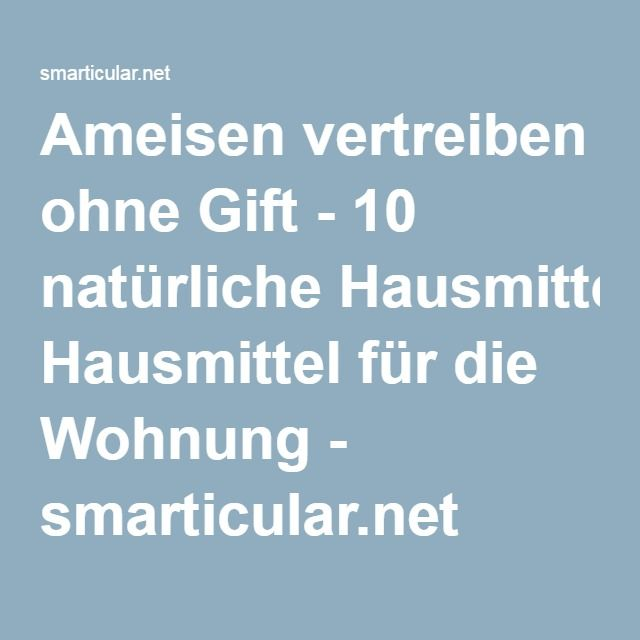 die besten 25 ameisen hausmittel ideen auf pinterest nat rlichen killer bug hausgemachtes. Black Bedroom Furniture Sets. Home Design Ideas