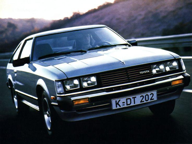 1979–81 Toyota Celica GT Coupe EU-spec (TA40)