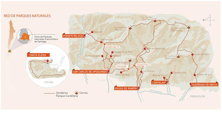 Red de Parques Naturales | Asociación Parque Cordillera