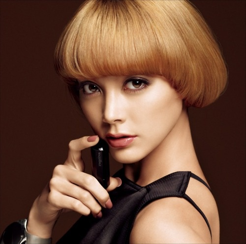 Anna Tsuchiya for Shiseido