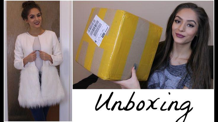 Unboxing věcí z Dresslinku   TRY ON