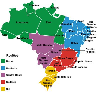 Brazil - travel, political and cultural information