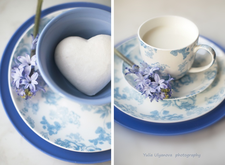 blue Valentine  photo by Yulia Ulyanova