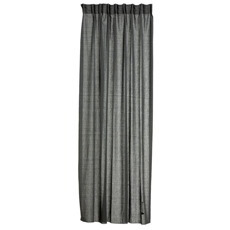 vtwonen kant en klaar gordijn 140x280 cm 1120 sand donker grijs
