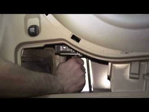 Honda Odyssey Trailer Hitch Harness Installation - YouTube